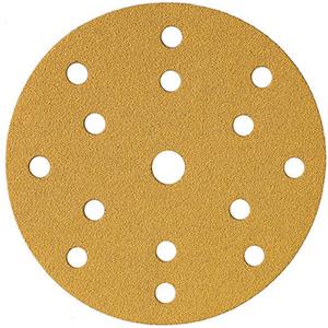 Шлифовальныйе диски на велкро-подложке