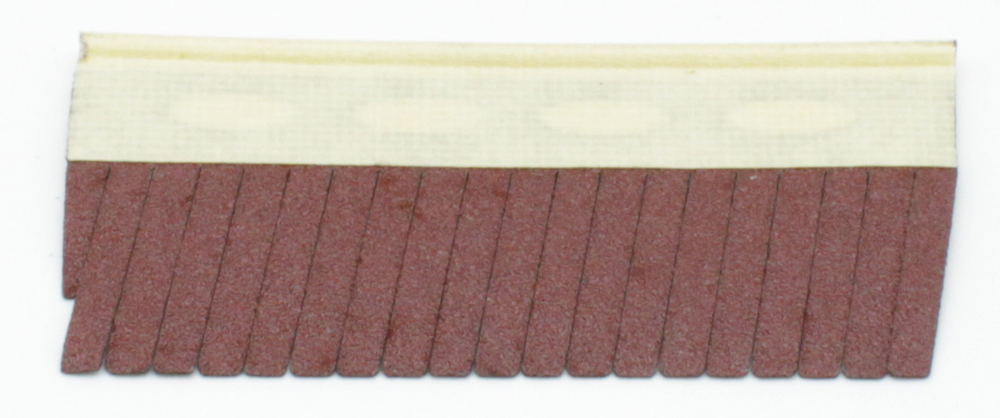 Абразивный вкладыш DE-TERO Flex QS3 100х45х3 2 P180 400J (10шт)