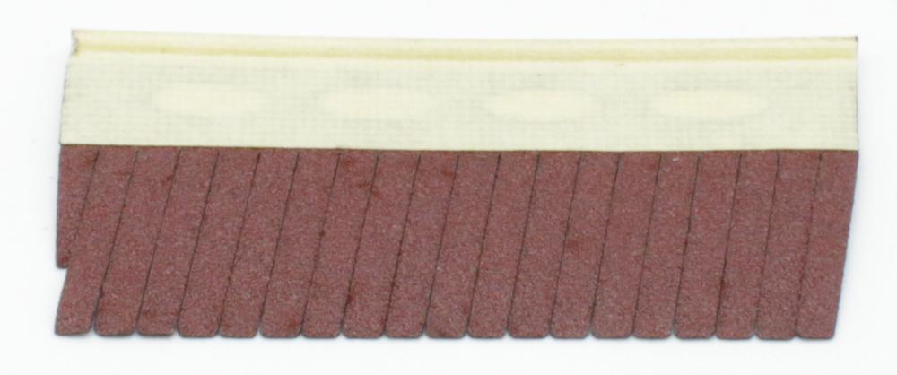 Абразивный вкладыш DE-TERO Flex QS3 100х60х7 2 P150 400J (12шт)