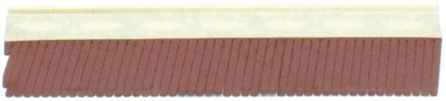 Абразивный вкладыш DE-TERO Flex QS3 300х60х20 2 P120 400J (16шт)