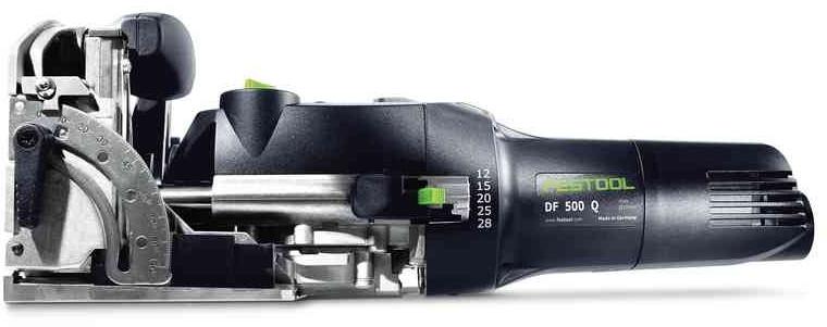 DF 500 Q-Set Фрезер для дюбельных соединений DOMINO