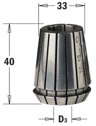 ER32 D=20 цанга высокоточная
