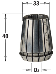 ER32 D=6,35 цанга высокоточная