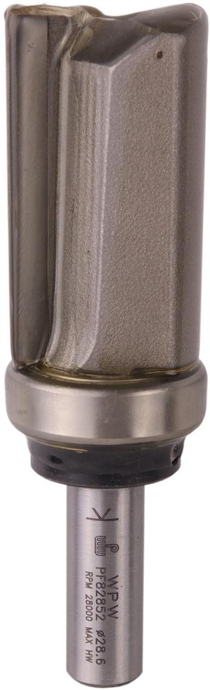 Фреза D28,6 B51 Z2 верхний подшипник.