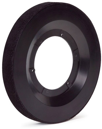 Съёмный кожаный круг