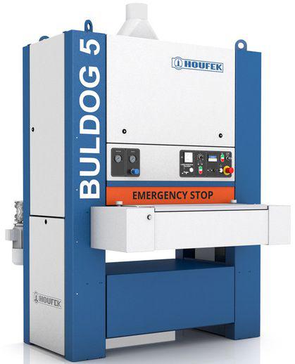 Калибровально-шлифовальный станок BULDOG 5 FC-1300