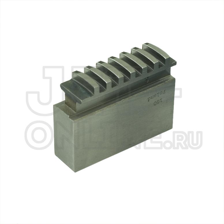 Комплект цельных сырых кулачков для патрона 160 мм IT160400 IT160403