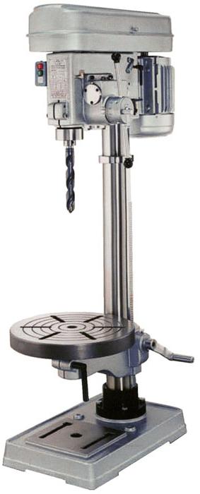 KSA-16B, высокоточный сверлильный станок с автоподачей, 16х620 мм MT2200016