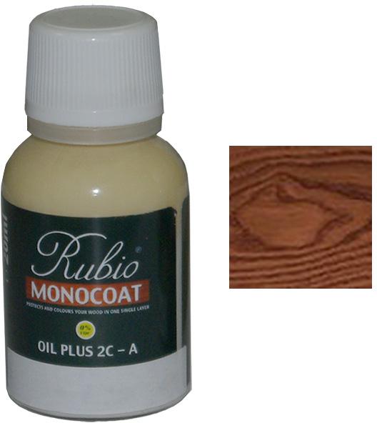 Масло Cherry Rubio Monocoat Oil plus 2C comp A 20 мл