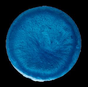 Металлизированный пигмент синий для эпоксидной смолы 10 г