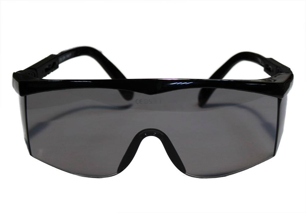 Очки защитные с затемненными линзами