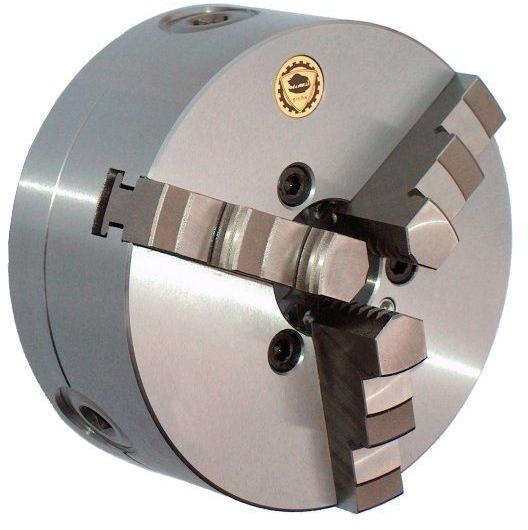 Патрон трехкулачковый 250 мм с прямыми и обратными цельными кулачками (серия ZX, GH-20xxZH) IT250800