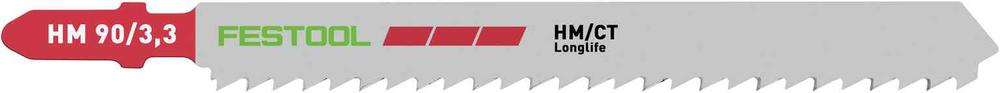Пильное полотно для лобзика PLASTICS LAMINATE HM 90/3,3