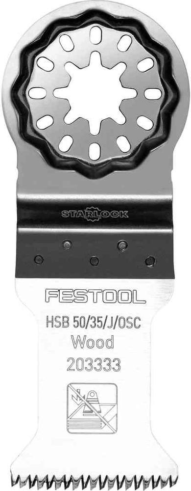 Пильное полотно по древесине HSB 50/35/J/OSC/5