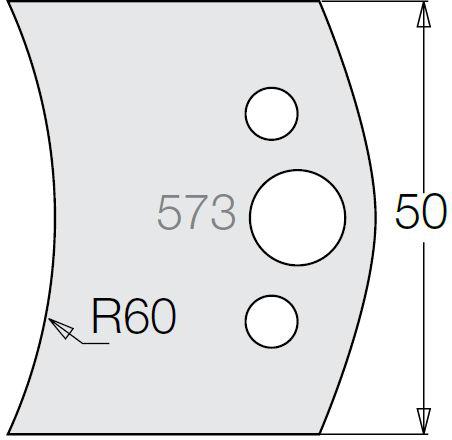 Пластина 33 573 50