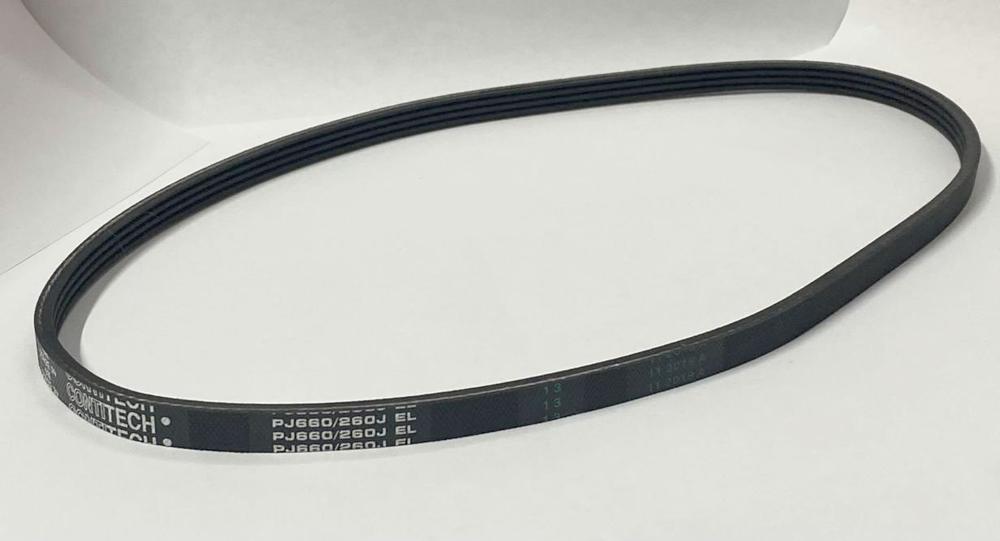 Ремень поликлиновой 660/260  PJ ширина 4 руч.
