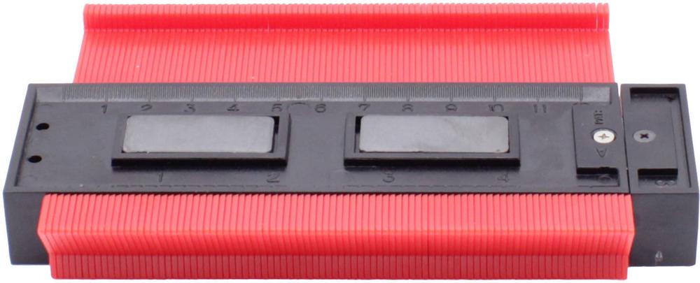 Шаблон для измерения очертаний 125 мм, тип А