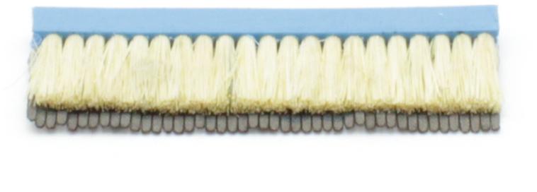 Щетка шлифовальная DE-TERO Flex MB2 150x65/70х3мм 121 P180 400J (28шт)