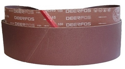 Шлифовальная лента 150 х 2030 мм 150G ( для 80S )