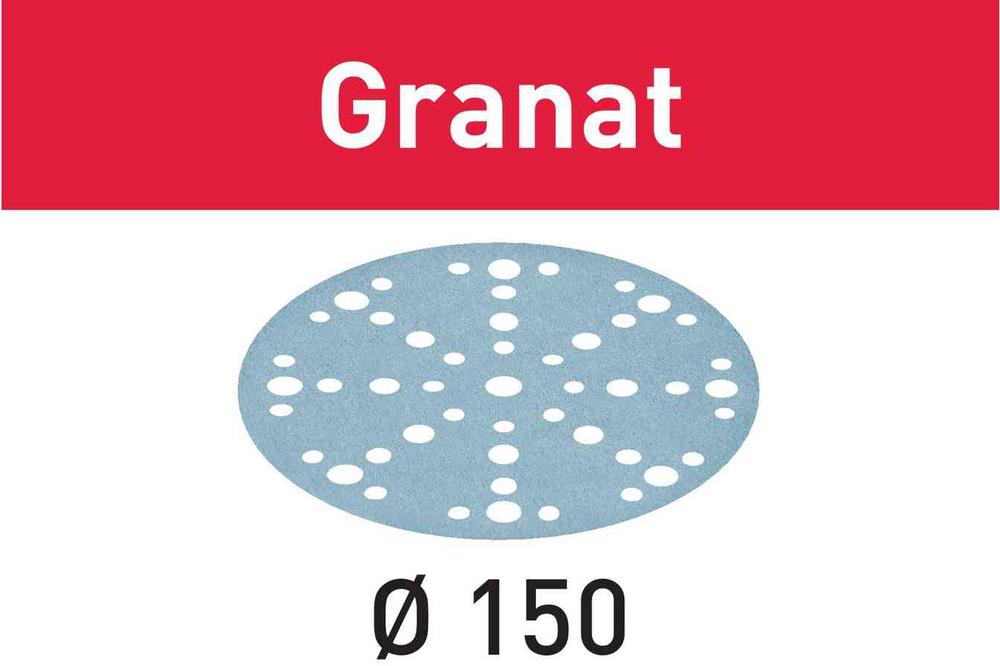 Шлифовальные круги Granat STF D150/48 P60 GR/10