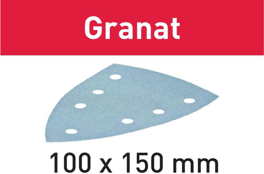 Шлифовальный лист Granat STF DELTA/7 P120 GR/100
