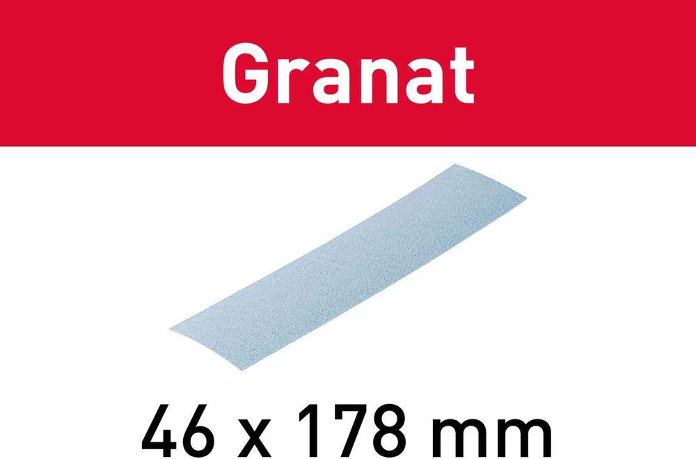 Шлифовальный лист STF 46X178 P120 GR/10
