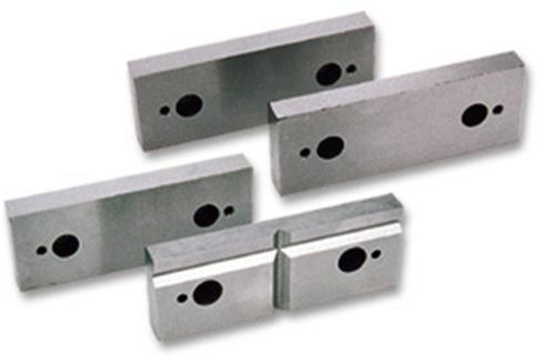 JAW/SP/V-50 Сменные губки 1 плоские и 1 с V-образным пазом, 50мм