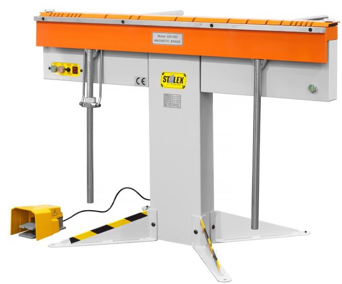 Станок листогибочный электромагнитный Stalex EB 1250х1,6