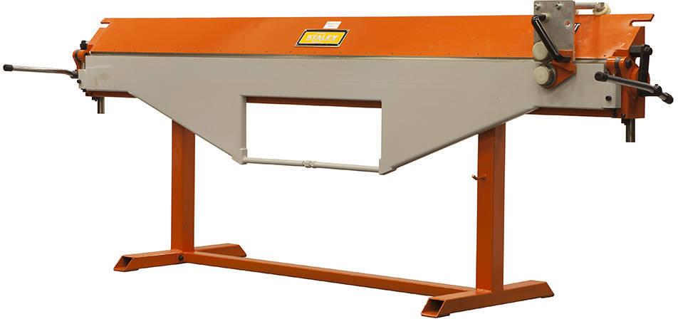 Станок листогибочный ручной BSM 2540/0.8/W