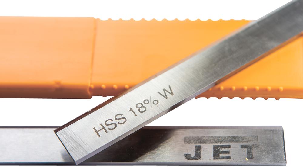 Строгальный нож HSS 18%W (аналог Р18) 510x25x3мм (1 шт.) для JWP-208-3