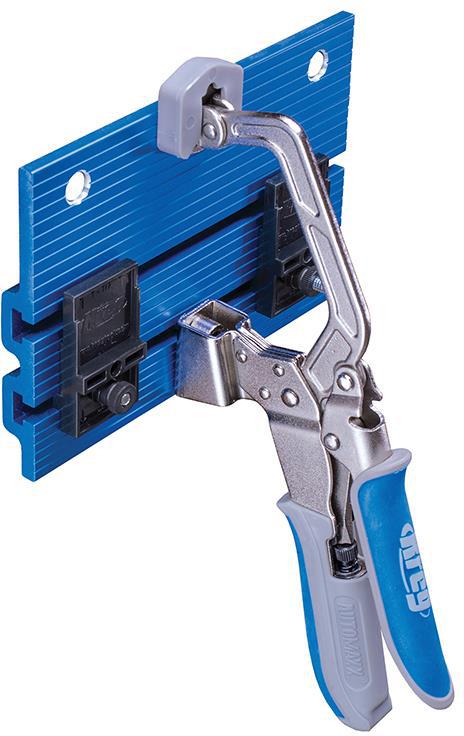 Тиски верстачные Bench Klamp 76 мм Automaxx