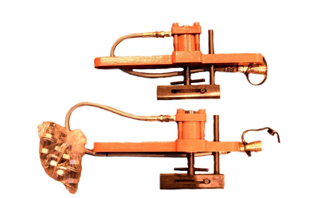 Верхние гидроприжимы для HBS-1516AF