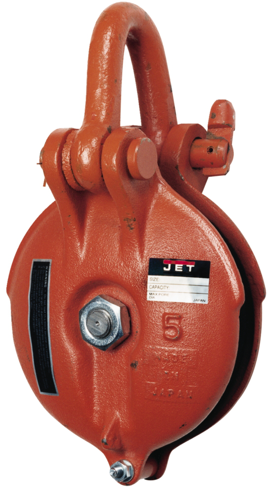 YB-6 Блок для лебёдки 2т JE313506