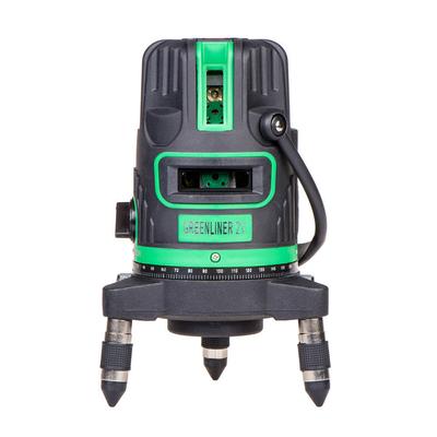 2V Лазерный уровень-нивелир Instrumax Greenliner