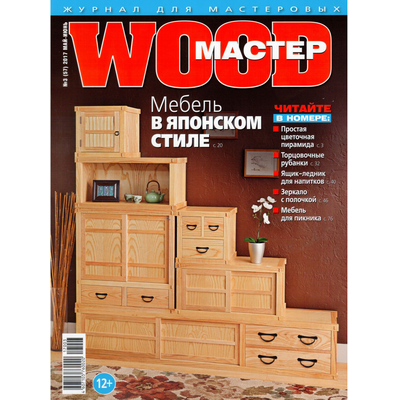 Журнал WOOD-Master №3 (57) 2017