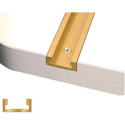 Алюминевый профиль 1220 мм  для «ползунка» Miter Slide