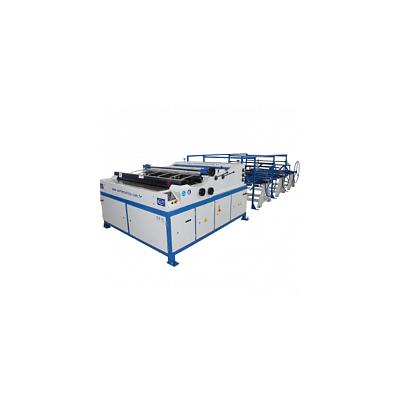 Автоматическая линия для прямоугольных воздуховодов ADF-P3