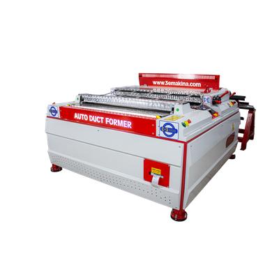 Автоматическая линия для производства воздуховодов KKM-01