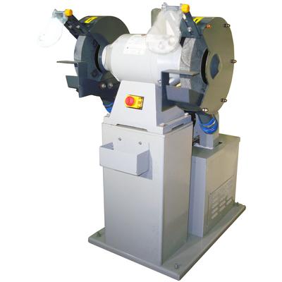 BKL-3000 двухдисковый шлифовальный станок с пылесосом