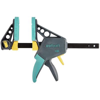 Быстрозажимная струбцина Wolfcraft EHZ PRO 100, 450 мм