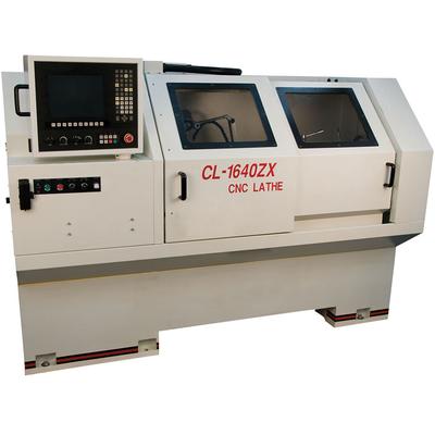 CL-1640 ZX CNC Токарный станок по металлу с ЧПУ, 400В