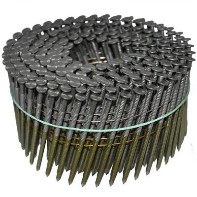 CNW 2.5/35 BKRI Гвоздь барабанный с кольцевой накаткой 35 мм