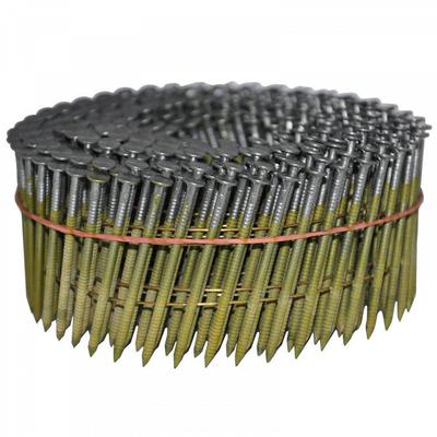 CNW 2.5/40 BKRi Гвоздь барабанный с кольцевой накаткой 40 мм
