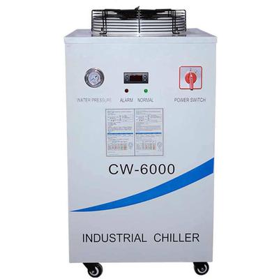 CW-6000 Система охлаждения лазерного излучателя