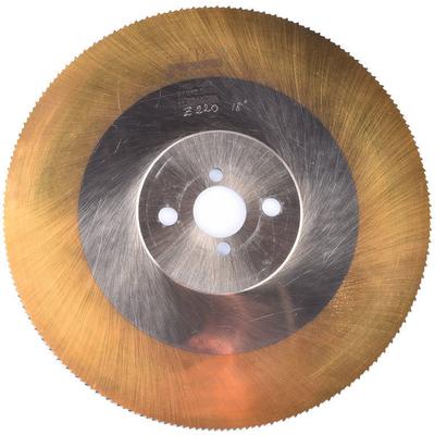 Дисковая фреза по металлу JP HSS  Co5 Yellow Tiger 275x2.5x32 z=180