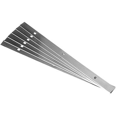Двухсторонний строгальный нож HM RN-PL 19x1x205 Tri. 6x