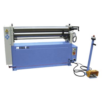 Электромеханический вальцовочный станок  MetalTec RS-1300x1,5E