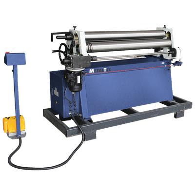 Электромеханический вальцовочный станок MetalTec RS-1550x3,5E