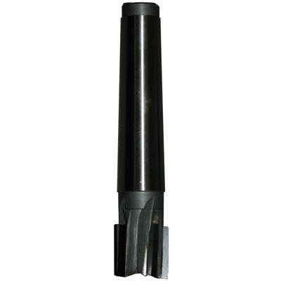 Фреза концевая Ø20мм MK-2 с прямыми твердосплавными пластинами