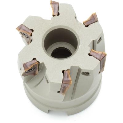 Фреза торцевая с механическим креплением пластин, 40 мм